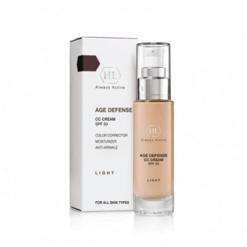 HL - Age Defense CC cream SPF 50 light