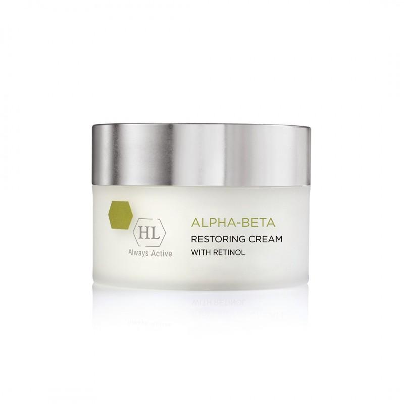 HL - Alpha-beta with retinol restoring cream