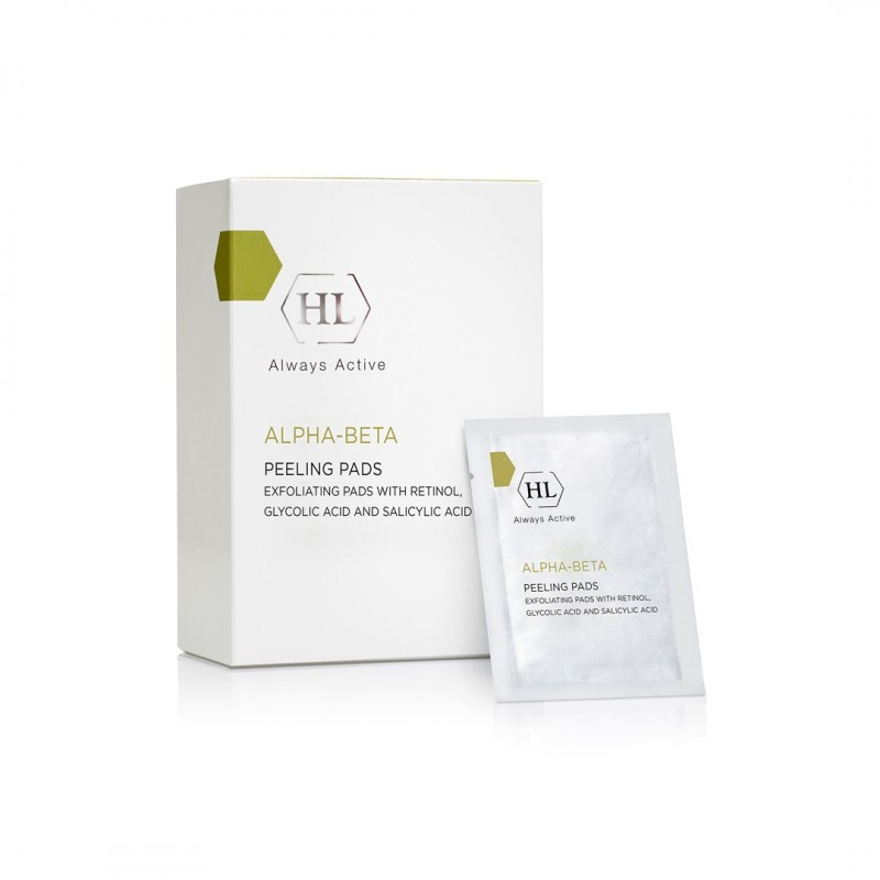 HL - Alpha-beta with retinol peeling pads